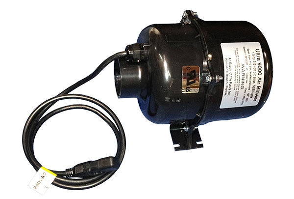 Hot Tub Blower : F ultra spa air blower hp v amps