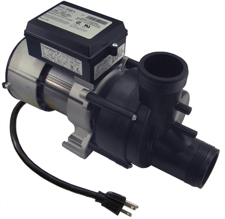 1050031 balboa vico wow pump 5 5amp 115v air switch for Hot tub pump motor troubleshooting