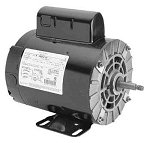 PUMP MOTOR: 5.0HP 230V 2-SPEED 56 FRAME THRUBOLT | B236