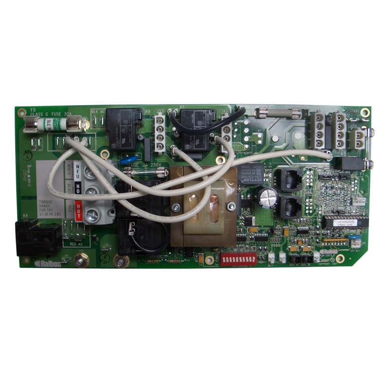 54369 01 Balboa Circuit Board Vs500z