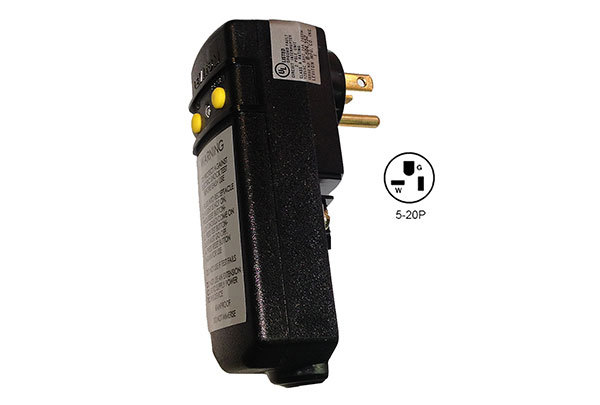 5 10 0027 Spa Amp Hot Tub 20amp Replacement Gfci 115 Volt