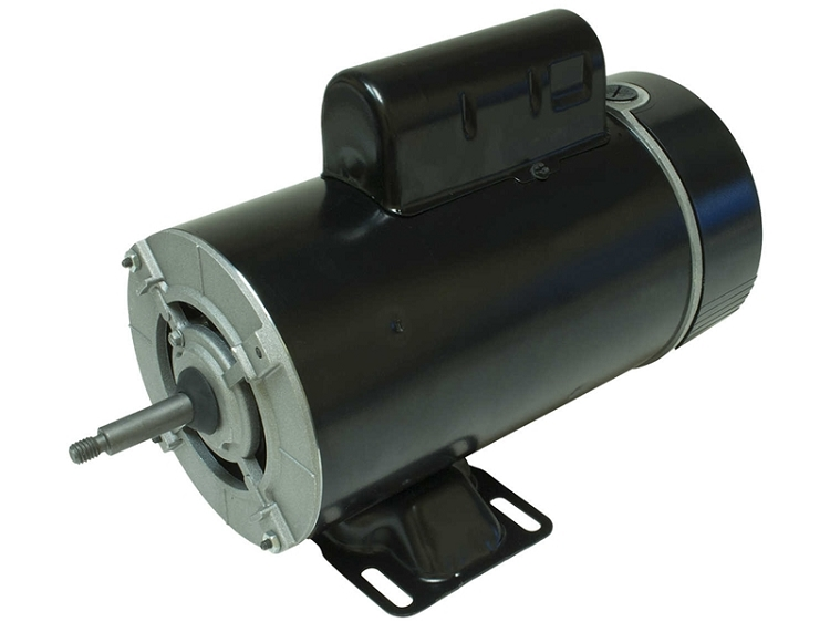 Bn62 a o smith by century 3 0hp 230v 2 speed 48 frame for Century lasar pool spa motor