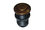 AIR BUTTON: #15 CLASSIC TOUCH, TUSCAN BRASS 951590-744