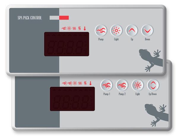 Bdltsc19ppd Gecko Tsc 19 Keypad Control 0202 007140