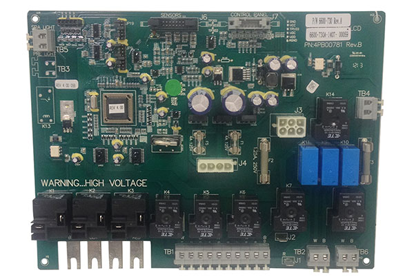 6600 730 Sundance 174 Spas New Replacement Circuit Board