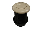 AIR BUTTON: #15 CLASSIC TOUCH, ALMOND 951590-625