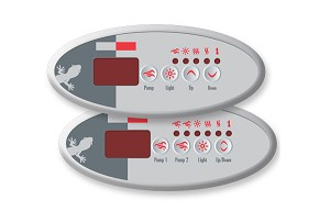 Bdltsc9ppd Gecko Tsc 9 Keypad Control 0202 007154