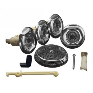 K9694 Cp Kohler Baths Complete Flexjet Whirlpool Kit