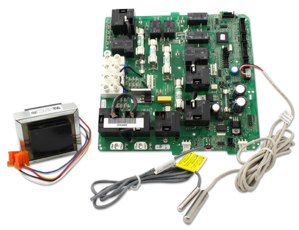 0201 300045 Gecko M Class Mspa New Circuit Board