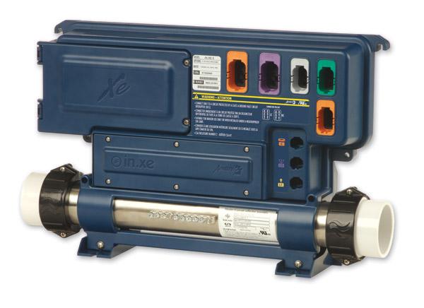 0602 221022 In Xe Aeware Gecko Spa Control Box With