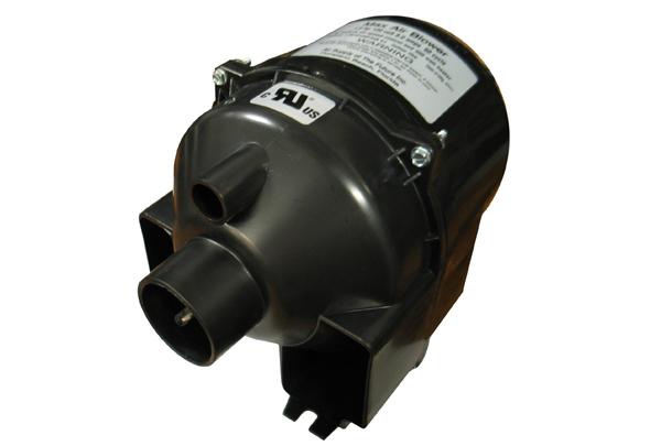 2510120f3ja Max Series 3 Speed Blower 1hp 120v 7amps