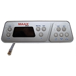 TOPSIDE: MAXX SPAS 633 SERIES 2003 - 2005 - DISCONTINUED