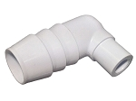 JET PART: 3/4'' BARB ADAPTER 1/4''SPG X 3/4''BARB | 21034-000-000