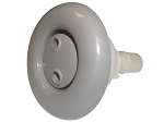 JET INTERNAL: HURRICANE DOUBLE ROTO 3'' GRAY | 23534-031-000
