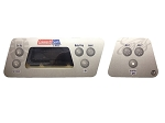 FACEPLATE DECAL: COLEMAN SPAS C400 SERIES | 103-306
