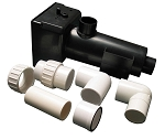 HEATER HOUSING KIT: HT PLASTIC HEATERS WITH PLUMBING | 38-0146