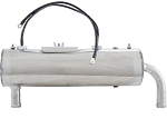 HEATER ASSEMBLY 4.0KW 230V LOW FLOW E2400-0127ETX