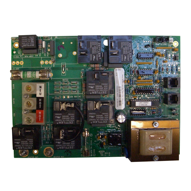 52213 Circuit Board Jacuzzi R574 576 Part