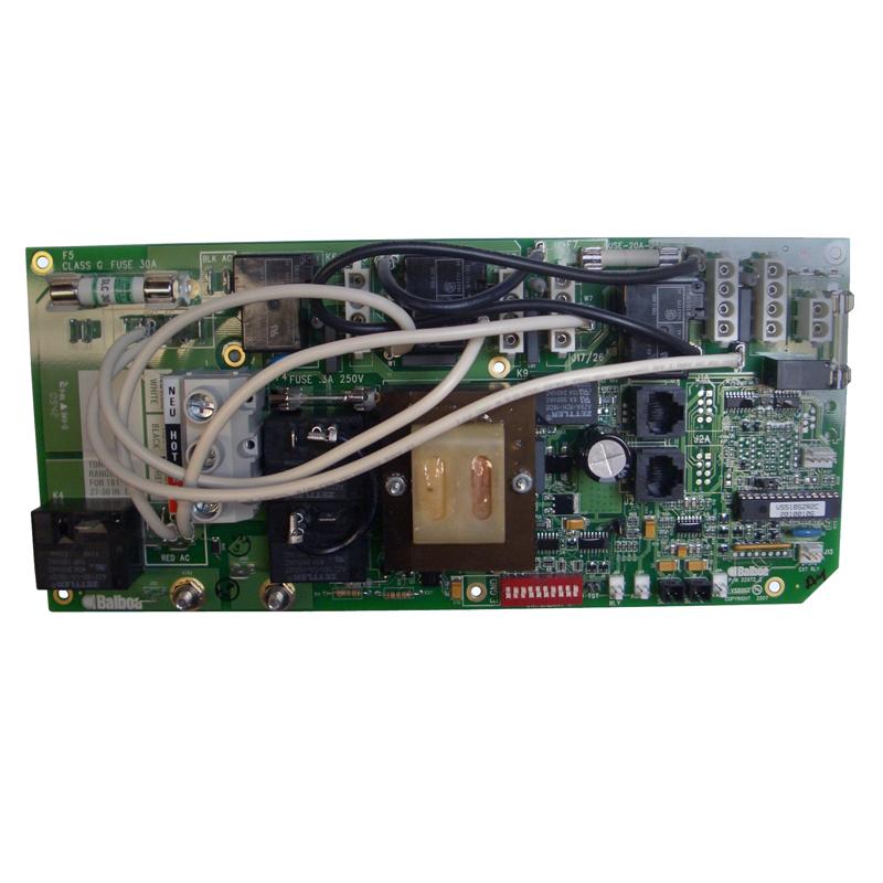 54372 03 Balboa Circuit Board Vs510sz