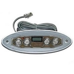 TOPSIDE: MARQUIS SPAS SMALL OVAL NO OVERLAY | 650-0635