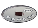 KEYPAD CONTROL: JACUZZI  J-300 SERIES 2013 PART 6600-504