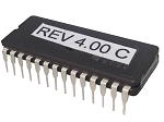 EPROM: REV 4.00C-CHIP 750 WITHOUT PERMACLEAR | 6660-263