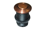 AIR BUTTON: #15 CLASSIC TOUCH, ANTIQUE COPPER 951590-773