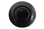 LEN GORDON AIR BUTTON TRIM ONLY: #15 CLASSIC TOUCH, BLACK