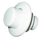AIR BUTTON TRIM: #15 CLASSIC TOUCH, RAISED TRIM KIT, WHITE 951661-000