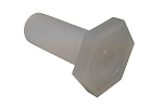 PILLOW HARDWARE: SUNDANCE/JACUZZI/SWEETWATER SPAS THREADED BUSHING 6570-233