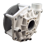 JACUZZI .75 HP WET END ASSEMBLY (WHITE) 2000-062