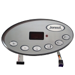 KEYPAD CONTROL: JACUZZI J-300 SERIES 2007-2012 PART 2600-328