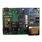 CIRCUIT BOARD: JACUZZI R574/576 PART 52213