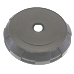 DIVERTER VALVE CAP: GRAY 6540-223