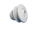 JET INTERNAL: 1-1/2'' STANDARD WALL FITTING ASSEMBLY WITH EYEBALL WHITE 10-3300WHT