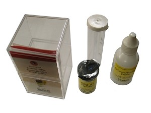 0699-300008 GECKO TEST KIT: IN.CLEAR BROMINE TESTER
