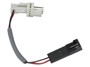 CABLE: 2 PIN KEYPAD TMS ADAPTER 4""
