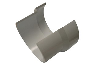 21184-250 | REPLACEMENT PVC CLIP-ON PIPE SEAL: 2-1/2''