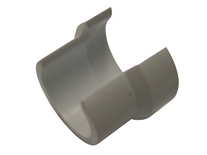 21184-750 | REPLACEMENT PVC CLIP-ON PIPE SEAL: 3/4""