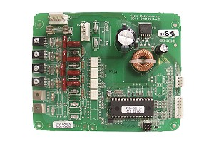 GECKO CIRCUIT BOARD PART 9920-200936