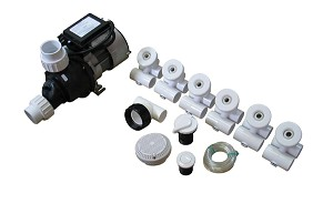JETTED BATHTUB ASSEMBLY KIT | 3-80-5050