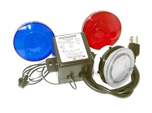 SPA LIGHT 110V-12V WITH NEMA PLUG | 3001