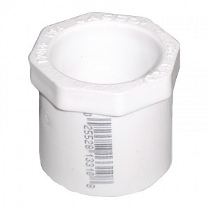 437-209 | SPA PVC FITTING: BUSHING 1-1/2'' SPIGOT X 1/2'' SLIP