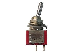 TOGGLE SWITCH | MTS101 | ARCC1700H | 5-40-0001