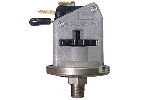 800122-5 STAINLESS BASE PRESSURE SWITCH