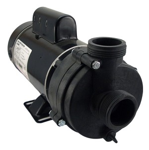 CENTER DISCHARGE 1.5HP 115V 2 SPEED 48 FRAME PUMP