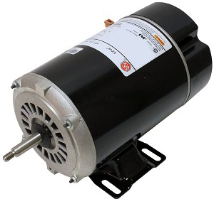 SPL15FL2S | SPA PUMP MOTOR: 1.5HP, 115V, 60HZ, 2-SPEED, 48 FRAME